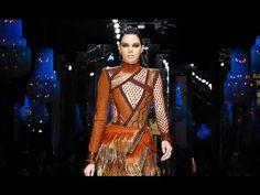 Balmain | Fall Winter 2017/2018 Full Fashion Show | Exclusive - YouTube
