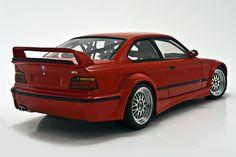 BMW M3 GTR E36