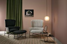 Australian design brand SP01 has launched a new range in collaboration with London-based designer Tim Rundle, featuring arm chairs, tables and mirrors.
