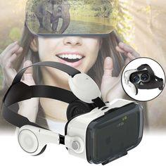 3D VR Virtual Reality VR Z4 Glasses Box Google headphone For iPhone Samsung video game virtual reality hd vr glasses APE