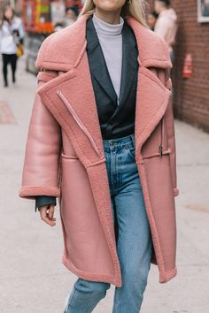 Street Style New York 2018 by Vogue