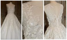 Elie Saab Pronovias 'Lanai' £4495 #designer #preloved #weddingdress #eliesaab #pronovias #lanai #bride #bridetobe #inspiration #wedding