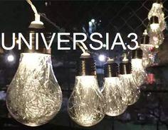 guirnalda 10 lamparas leds bodas velas cotillon luminoso led