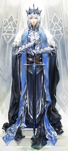 The Emperor by *JaneMere on deviantART