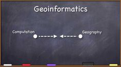 What is GIS Geospatial Geoinformatics and Other Terms Related to GIS