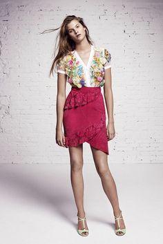 20 Looks with Fashion Designer Blumarine Glamsugar.com Blumarine 2016 ReadytoWear Fashion Show