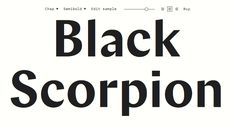 Chap typeface