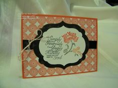 Coral Flower by berlycece - Cards and Paper Crafts at Splitcoaststampers