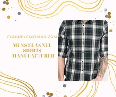 Flannel Clothing has come out with all new styles and designs with the latest collection of wholesale men's flannel shirt. Take a look at the collection before placing bulk order. Flannel Clothing, Flannel Outfits, Short Sleeve Flannel, Mens Flannel Shirt, Flannelette Shirt, Bulk Order, Collar Styles, Shirts, Clothes