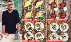 Chef shows you how to feed four people for a WEEK for just £28