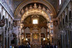 Rom, Santa Maria in Aracoeli, Hochaltar (main altar)