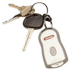 Secure Your Garage: Don't leave your remote in the car
