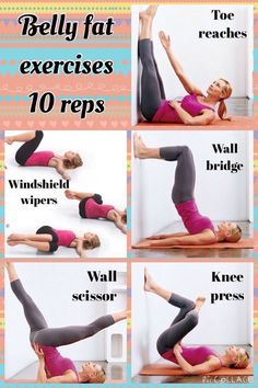 how to lose weight fast without exercise, healthy food recipes to lose weight, how can i lose belly fat fast at home - Loose belly fat Fitness Workouts, Fitness Hacks, Ab Workouts, Health Fitness, Fitness Weightloss, Workout Routines, Health Yoga, Fitness Diet, Enjoy Fitness