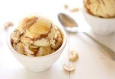 Cashew- Eis selber machen
