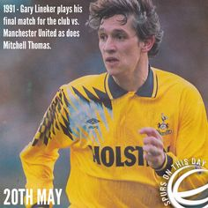 Spurs On This Day - 20th May  #SPURS #THFC #COYS @GaryLineker