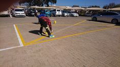 PARKING BAY LINES AND NUMBERS We paint traffic lines, parking bay lines and numbers on all surfaces, including tar, paving bricks, concrete slabs etc. We specialize in complexes, office blocks and shopping center areas.