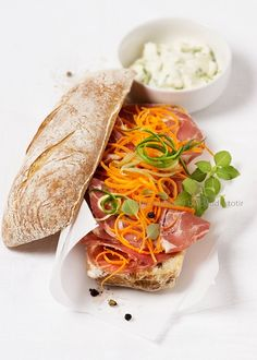 Sandwich by Claudia Totir on 500px