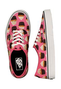 Bestell Vans - Authentic Late Night Hot Pink/Cupcakes - Girl Schuhe von Vans für 74,99 € (02.03.2016) bei Impericon - Europas größtes Sortiment. 30 Tage kostenlose Retoure. Versandkostenfrei ab 70€.