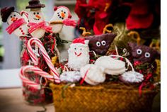 Home & Family - Recipes - Dean McDermott's Crispy Reindeer and Snowmen Treats | Home & Family
