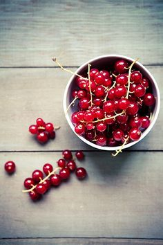 Red Currants // Grosellas rojas. (last: 2011)