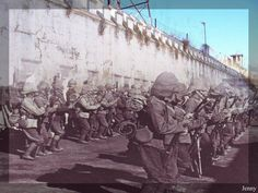 The Boer War in Colour! Extraordinary black and white photo's comes to life! Uk History, African History, British History, World History, British Soldier, British Army, Military History, Old Pictures, Live