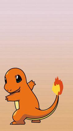Charmander | Pokemon | Wallpaper
