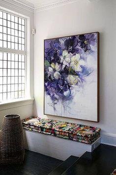 Bienvenido a mi tienda. Para ver detalles de la pintura, por favor haz clic en ZOOM para ampliar las imágenes. ►This tienda trabajos son obras originales de artistas. Obras originales pueden ser vendidos. ►el tamaño de obras originales para: 36x48(92x122cm) $398. Puede vender la