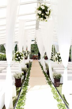 Fabiana Ferreira Decorações de Eventos - Portfolio - Decoração de Casamentos