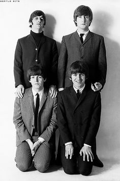 The Beatles, one of my favorite bands.