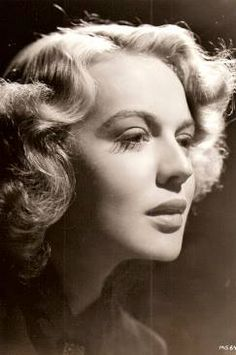 """Rita Johnson  She was once tested to replace Jean Harlow in Saratoga, after Jeans untimely death, but was told she was not """"regulation"""". He forehead was considered too high and Hollywood spent most of its time regulating her to B roles in B pictures. She played a murderess in Here Comes Mr. Jordan (1941) and a doomed wife in the RKO film noir They Won't Believe Me (1947). Then a massive, industrial size professional hair dryer fell on her head, causing a blog clot to form. She required brain…"""