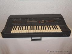 BONTEMPI HP550-20 (ECLIPSE) ORGANO COMBO TECLADO VINTAGE SYNTH RETRO