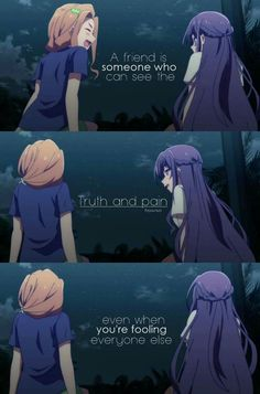 BFFs....... They see through your pathetic lies........xD