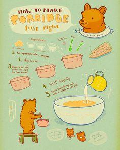 """Will the Three Bears Cook My Porridge?"" -Katherine Kotaw"