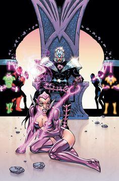 Green Lantern #57 - Comic Art Community GALLERY OF COMIC ART