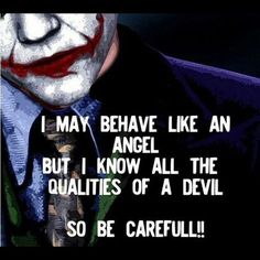 33 Joker Quotes to Fill You With Craziness Dark Quotes, Crazy Quotes, Strong Quotes, Wisdom Quotes, True Quotes, Motivational Quotes, Inspirational Quotes, Joker Qoutes, Best Joker Quotes