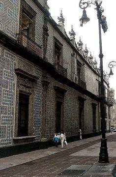 Callejón de la Condesa, Centro de la Ciudad de México
