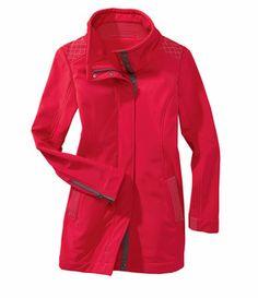 Peacekeeper Trench - Jackets, Vests & Hoodies - Tops - Title Nine