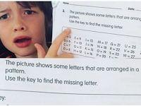 Soal Matematika Kelas 1 SD Ini Sulit Dijawab Orangtuanya, Anda Mau Coba?