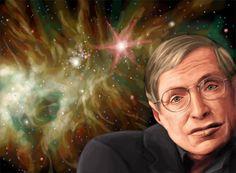 """Após uma fantástica palestra, Stephen Hawking, fez um comentário destinado a quem sofre com a depressão. Depois de um grandediscursosobre buracos negros, ele ainda fez um comentário digno de sua sabedoria, comparando a depressão aos mesmos, apontando que não importa o quão escuros são, é sempre possívelescapar deles. """"A mensagem desta palestra é que os ..."""