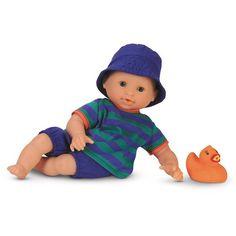 Corolle popje 30 cm voor in bad, jongen | Speelgoed Kiki
