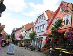 Cozy Stavanger, the colourful street  #stavanger #regionstavanger #visitnorway