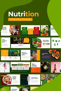 A presentation created for all trainers, nutritionists, counselors in nutrition who want to show their projects in an original way and with a perfect template in colors, shapes, and specific slides on the subject. #Powerpoint #template #presentation #themes #online #slide #nutrition #diet #keto #recipes #vegetables #healthy #ketogenic #fat #protein #vegetarian #vegan #ingredients #benefits #facts #carbs #tips #atkins #raw #mediterranean #south