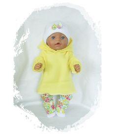 Aud,s dukkeklær til dukke 40-43 cm