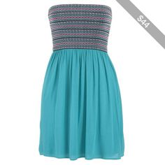 maurices Ethnic Banded Top Dress