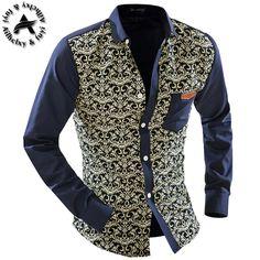 >> Click to Buy << 2016 New Fashion Casual Men Shirt Long Sleeve Stand Color Slim Fit Shirt Men Korean business Mens Dress Shirts Men Clothe #Affiliate