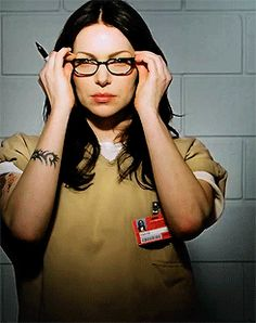 Alex Vause is the hottest person on planet earth