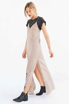 3 Ways To Make A Slip Dress Work For You - The Closet Heroes