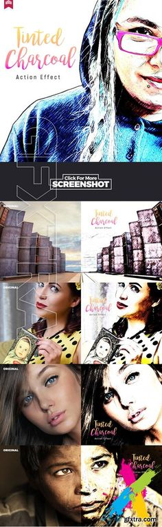 GraphicRiver - Tinted Charcoal - Action 20307614