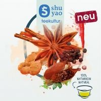 SHUYAO Gewürze Tee Set Wellomed® Shop