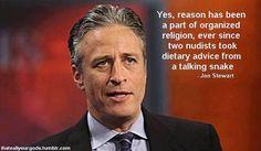 I love Jon Stewart!